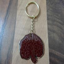 Ganoderma Key Chain